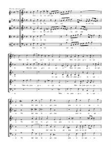 Gioite voi col canto: Gioite voi col canto by Карло Джезуальдо