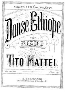 Эфиопский Танец: Эфиопский Танец by Тито Маттеи