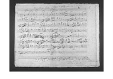 Концерт для альта с оркестром: Партия I скрипок by Гаэтано Доницетти