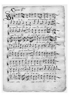 Beatus vir qui timet dominum: Beatus vir qui timet dominum by Franscesco Foggia