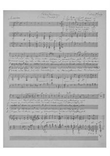 Национальная песня, EG 151: Национальная песня by Эдвард Григ