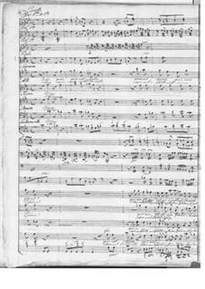 Stabat Mater, Hob.XXa/1: No.3a Quis est homo qui non fleret by Йозеф Гайдн