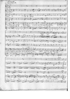 Stabat Mater, Hob.XXa/1: No.3b Quis non posset contristari by Йозеф Гайдн