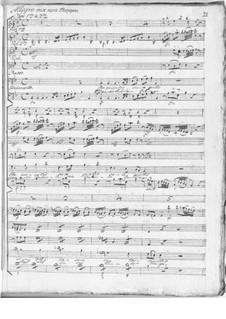 Stabat Mater, Hob.XXa/1: No.4 Pro peccatis suae gentis by Йозеф Гайдн
