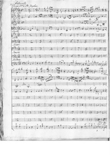 Stabat Mater, Hob.XXa/1: No.9 Virgo virginum praeclara by Йозеф Гайдн