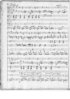 Stabat Mater, Hob.XXa/1: No.10 Flammis orci ne succendar by Йозеф Гайдн