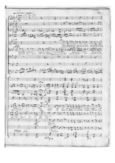 Stabat Mater, Hob.XXa/1: No.12 Quando corpus morietur by Йозеф Гайдн