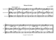 Minun Koltani: Minun Koltani by folklore