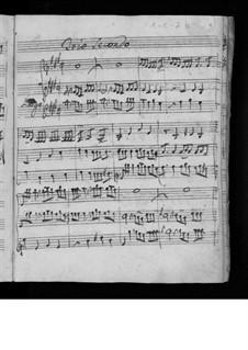 Струнные трио, Op.1: Трио No.3, G.79 by Луиджи Боккерини