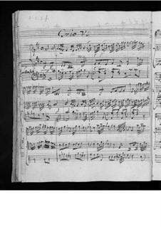 Струнные трио, Op.1: Трио No.4, G.80 by Луиджи Боккерини