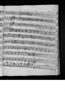 Шесть струнных трио, Op.4: Трио No.3, G.85 by Луиджи Боккерини