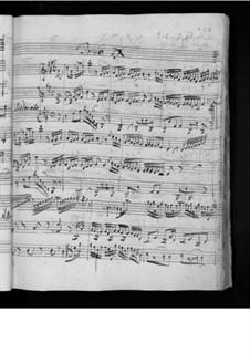 Шесть струнных трио, Op.4: Струнное трио No.5, G.87 by Луиджи Боккерини