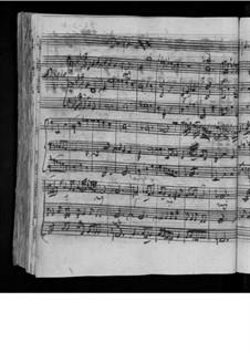 Шестьструнных трио, Op.6: Трио No.5 соль минор, G.93 by Луиджи Боккерини