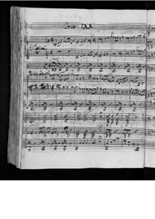 Шестьструнных трио, Op.6: Трио No.6 до мажор, G.94 by Луиджи Боккерини