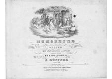 Юмореска для фортепиано, Op.276: Юмореска для фортепиано by Йозеф Кюффнер