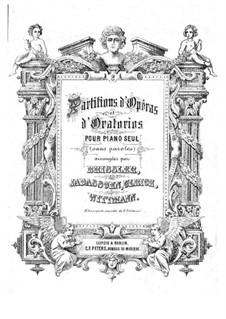 Все части: Для фортепиано by Вольфганг Амадей Моцарт