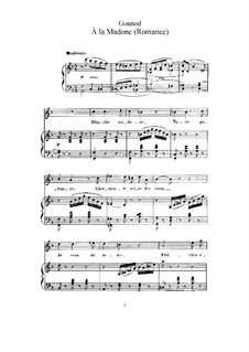 Пятнадцать песен: Пятнадцать песен by Шарль Гуно