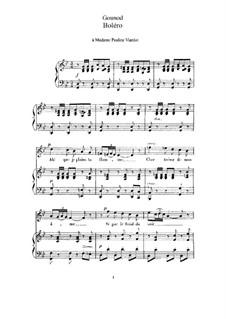 Тринадцать песен: Тринадцать песен by Шарль Гуно
