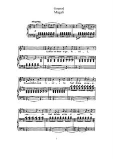 Восемь песен: Восемь песен  by Шарль Гуно