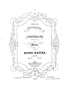 Fantaisie Élégante, Op.25: Fantaisie Élégante by Жан-Анри Равина