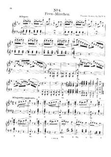 Сказки о феях, Op.73 No.3: Для одного исполнителя by Теодор Остен