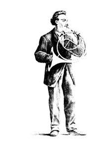 Школа игры на валторне: Школа игры на валторне by Анри Клинг