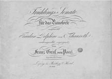 Весенняя соната: Весенняя соната by Франц Граф фон Поччи