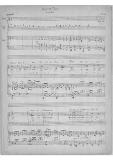 Davids 126th Psalme for Alto, Organ and Cello ad libitum: Davids 126th Psalme for Alto, Organ and Cello ad libitum by Якоб Фабрициус