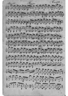 Пьесы для гитары: Пьесы для гитары by Фердинандо Карулли