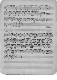 Шестнадцать маленьких пьес для гитары, Op.59: Пьеса No.4 by Мауро Джулиани