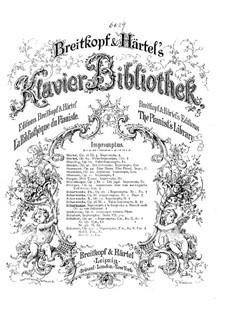 Divertissement à la Hongroise, D.818 Op.54: Аранжировка для фортепиано by Франц Шуберт