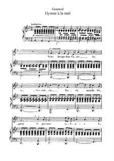 Песни для голоса и фортепиано: Песни для голоса и фортепиано by Шарль Гуно