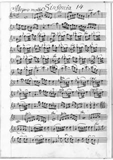 Симфония фа мажор: Симфония фа мажор by Игнац Хольцбауэр