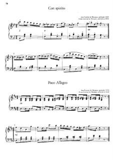Con Spirito and Poco Allegro: Con Spirito and Poco Allegro by Франц Бервальд