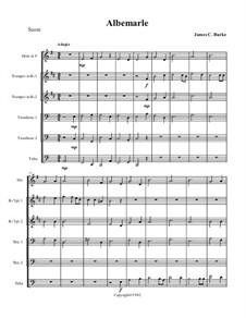 Albemarle: Albemarle by Джеймс Бёрк