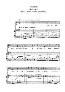 Избранные песни III: Избранные песни III by Жюль Массне