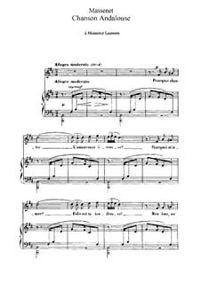 Четырнадцать песен: Четырнадцать песен by Жюль Массне