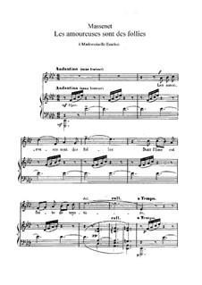 Избранные песни V: Избранные песни V by Жюль Массне