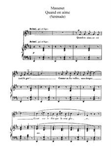 Избранные песни IV: Избранные песни IV by Жюль Массне