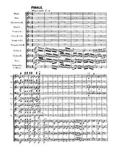 Симфония No.3 'Героическая', Op.55: Часть IV by Людвиг ван Бетховен