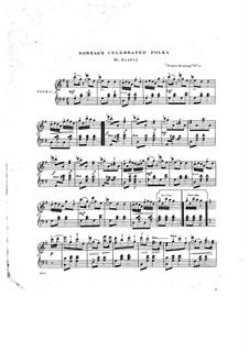 Sontag's Celebrated Polka: Sontag's Celebrated Polka by Джулио Алари