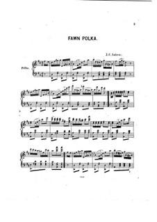 Fawn Polka: Fawn Polka by John Charles Andrews