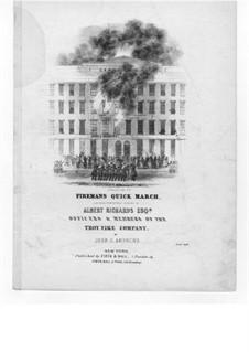 Firemans Quick March: Firemans Quick March by John Charles Andrews