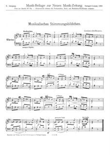Musikalisches Stimmungsbildchen: Musikalisches Stimmungsbildchen by Густав Габен-Гоффманн