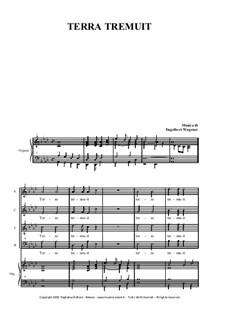 Terra Tremuit: Terra Tremuit by Engelbert Wagener