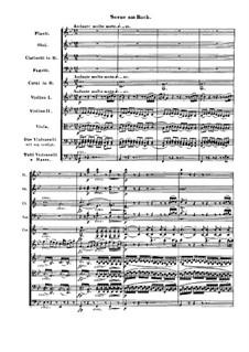 Часть II. Сцена у ручья: Партитура by Людвиг ван Бетховен