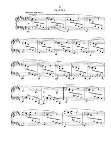 Четыре баллады, Op.10: Баллада No.4 by Иоганнес Брамс