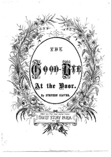 The Good-Bye at the Door: The Good-Bye at the Door by Стивен Гловер