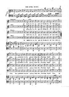 The Echo Horn, for Choir and Piano: The Echo Horn, for Choir and Piano by Deodatus Dutton