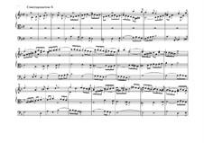 Искусство фуги, BWV 1080: No.5 by Иоганн Себастьян Бах